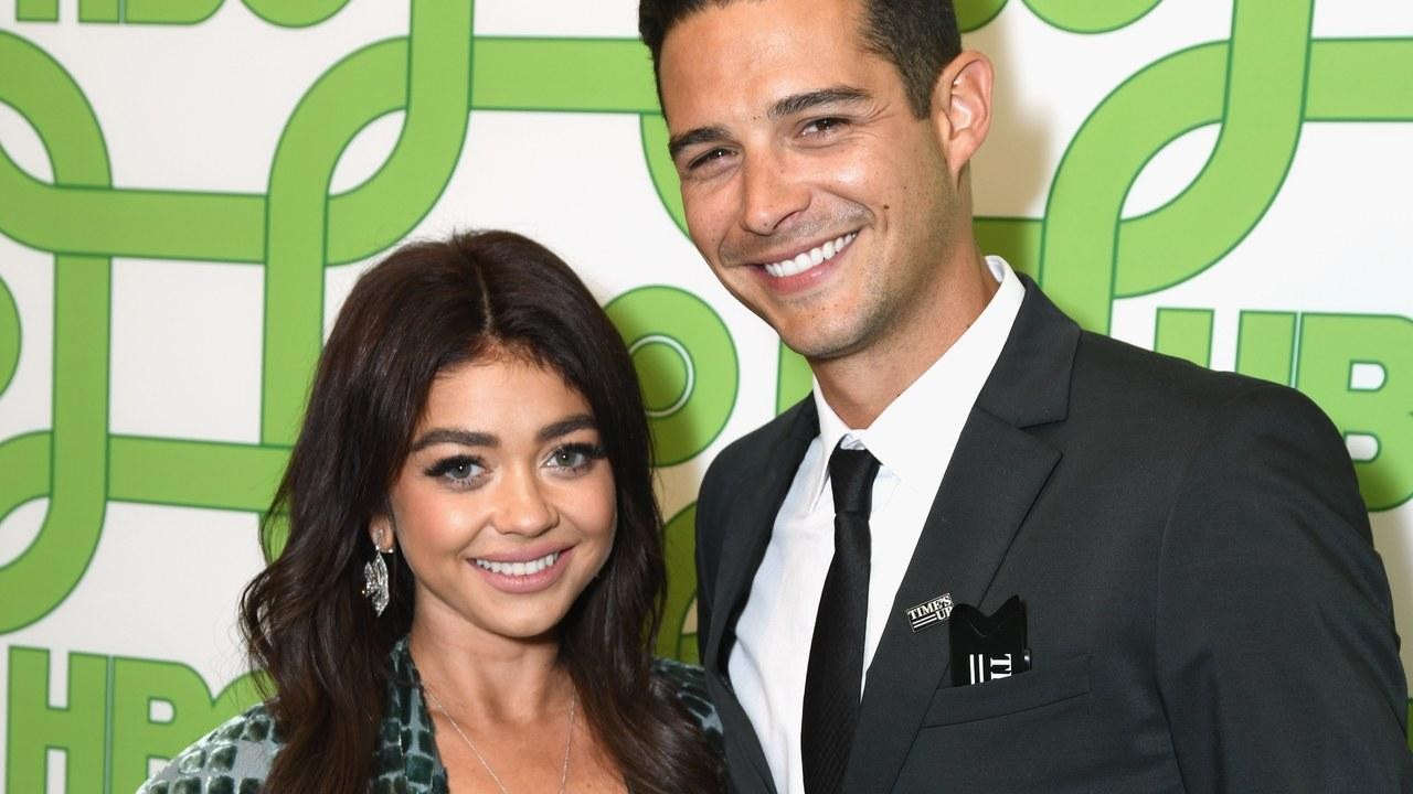 Sarah Hyland And Wells Adams Already Have Baby Fever After Just Getting Engaged!