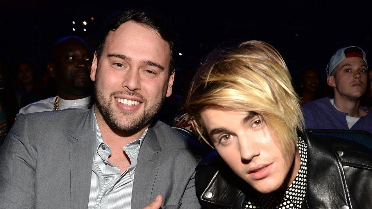 Justin Bieber Stands By Scooter Braun Again Amid His Taylor Swift Drama