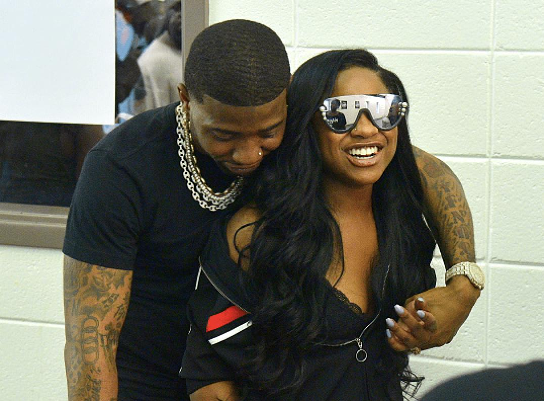 Reginae Carter Addresses The Vulgar Behavior Displayed By The Ladies Posted By YFN Lucci And Fans Beg Her To Never Reconcile With The Rapper Again - Toya Wright Intervenes - See The Video