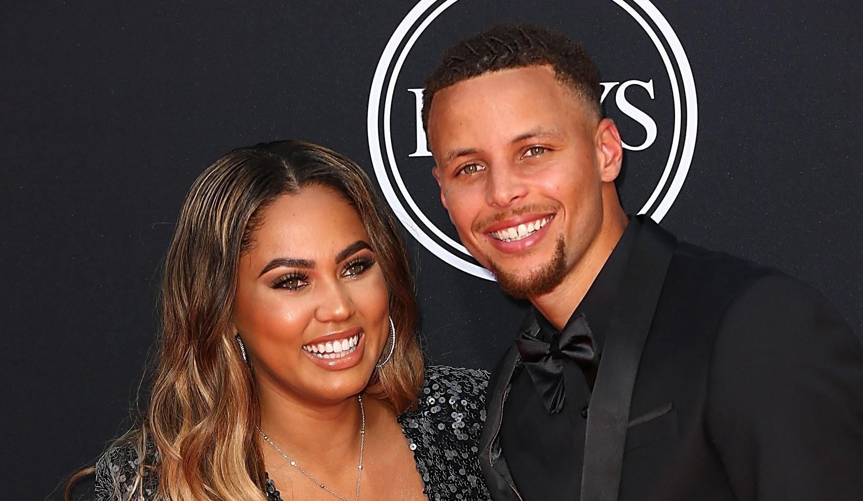 Ayesha Curry Raves Over Husband Steph In Sweet Message On Their 8th Wedding Anniversary