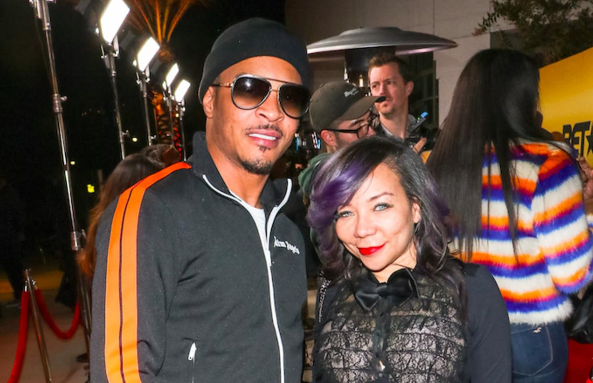 T.I. Shares More Footage From His Vacay With Tiny Harris - Check Out Their Ibiza Vibes