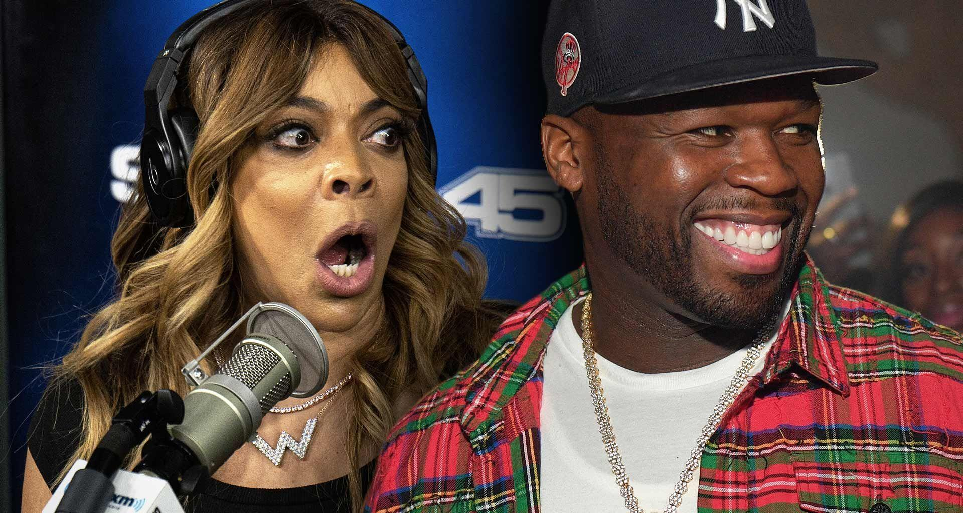 50 Cent Bashes Wendy Williams Again And Calls Her A 'Monster' - People Say He's Gone Too Far