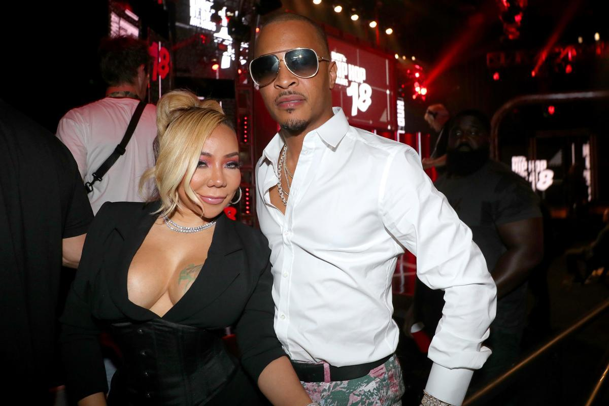 Tiny Harris Shows Fans The Bouquets Of Flowers She Got From T.I. For Their 9th Anniversary - Check Out The Video From A Seaside Villa In The Cayman Islands