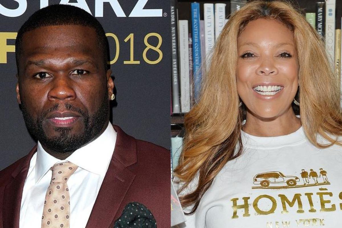 50 Cent Reportedly 'Wanted Nothing To Do' With Nemesis Wendy Williams At His Pool Bash