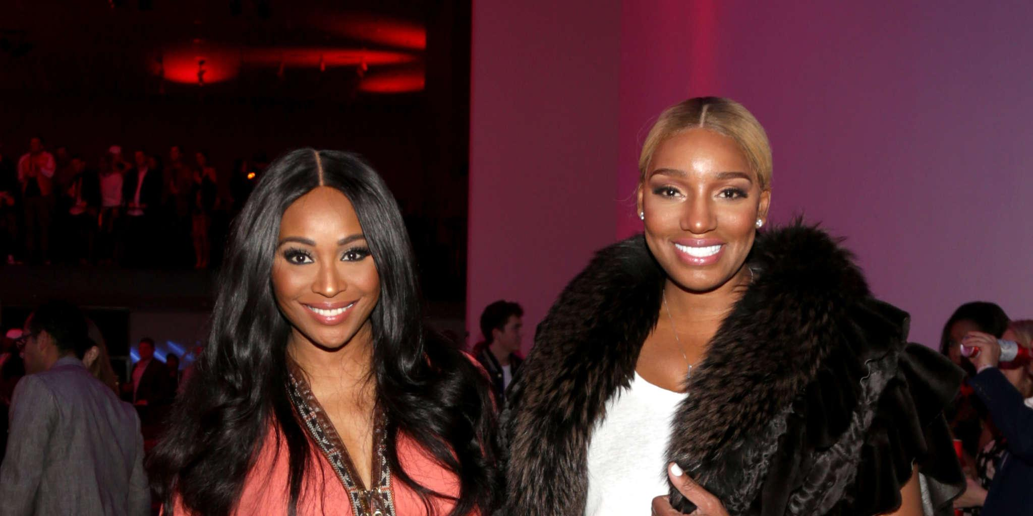 Cynthia Bailey Talks About A Potential Reconciliation With NeNe Leakes