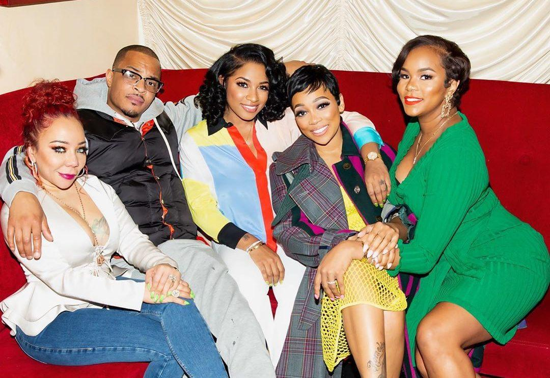 Toya Wright And Reginae Carter Hang Out With Tiny Harris, Zonnique Pullins And More BFFs