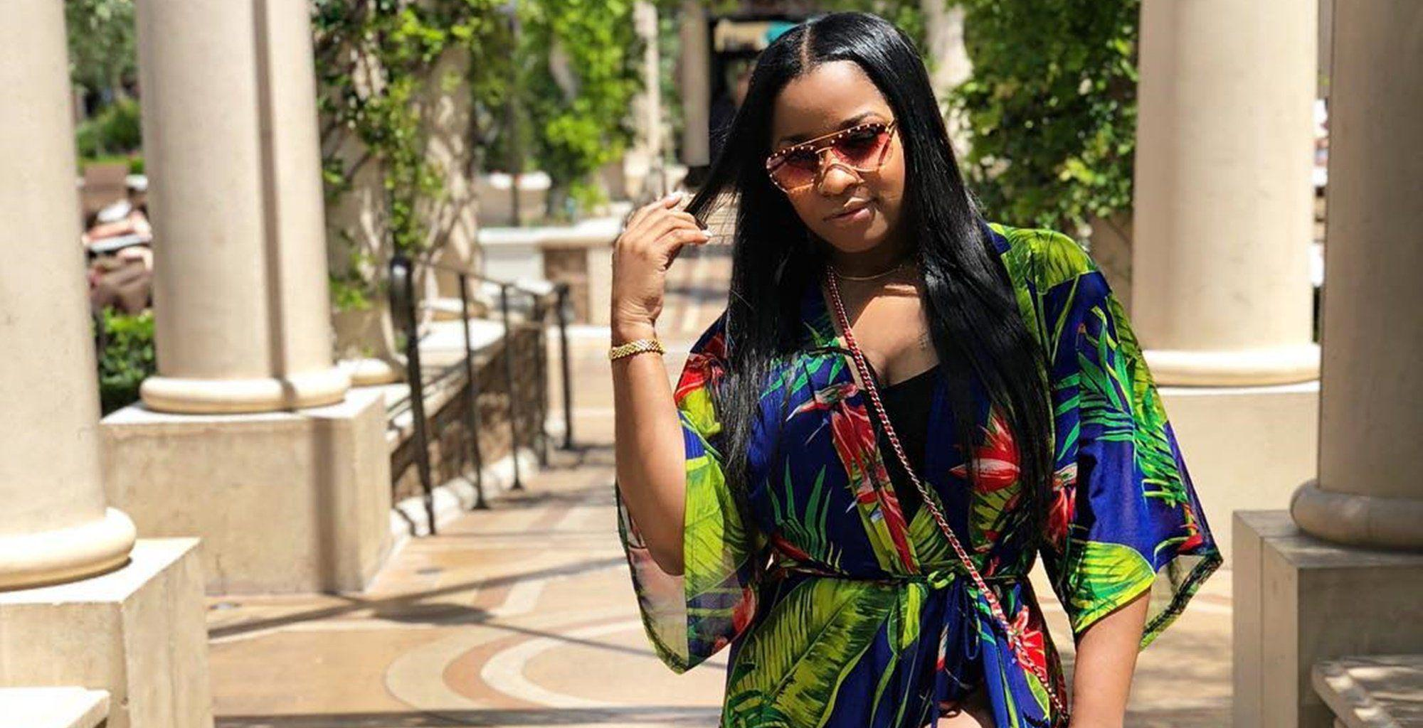 Toya Wright Shares A New Video To Show Fans The Successful 5k Event From Albany, GA