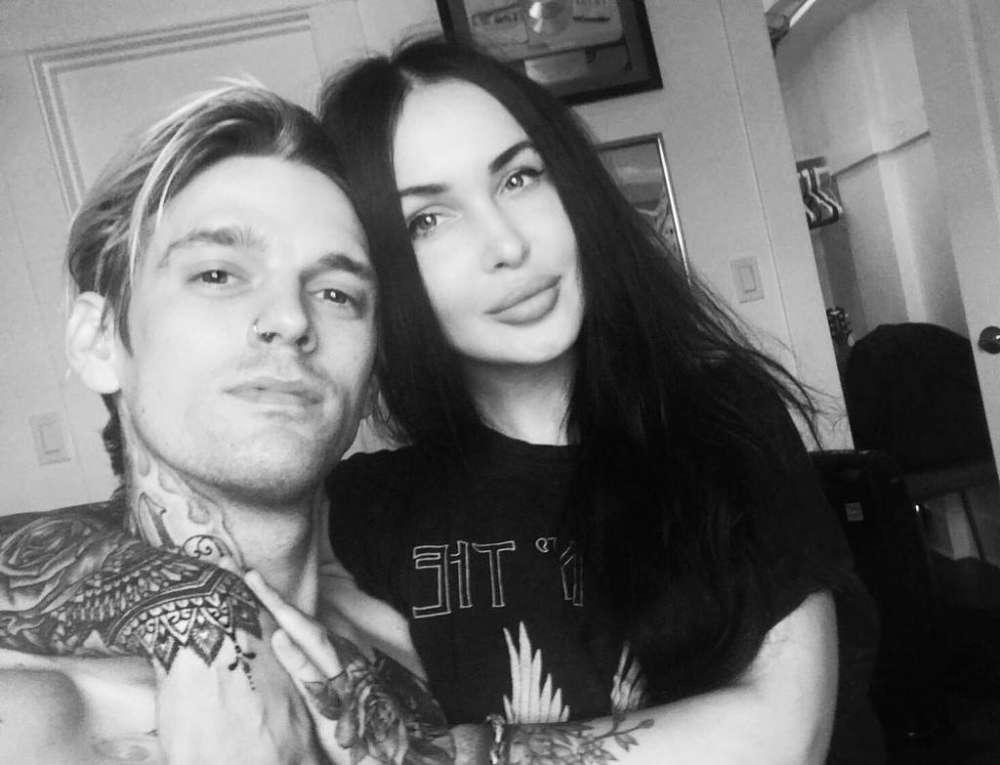 Aaron Carter and Lina Valentina Call It Quits After A Year Of Dating
