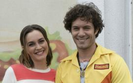 Adam Brody Gives Rare Glimpse Into Life With Wife Leighton Meester