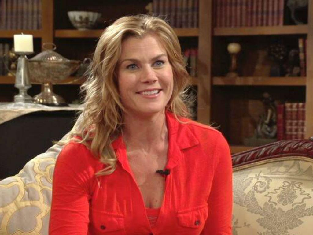 Days Of Our Lives Alum Alison Sweeney Talks Growing Up On TV And Raising Kids In Hollywood