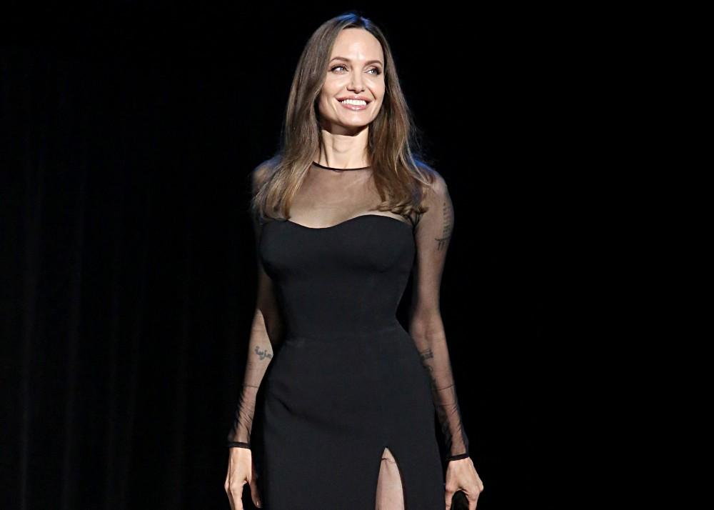 Angelina Jolie Opens Up About Not Feeling Strong During Disney's D23 Expo — Was She Speaking About Divorce With Brad Pitt?