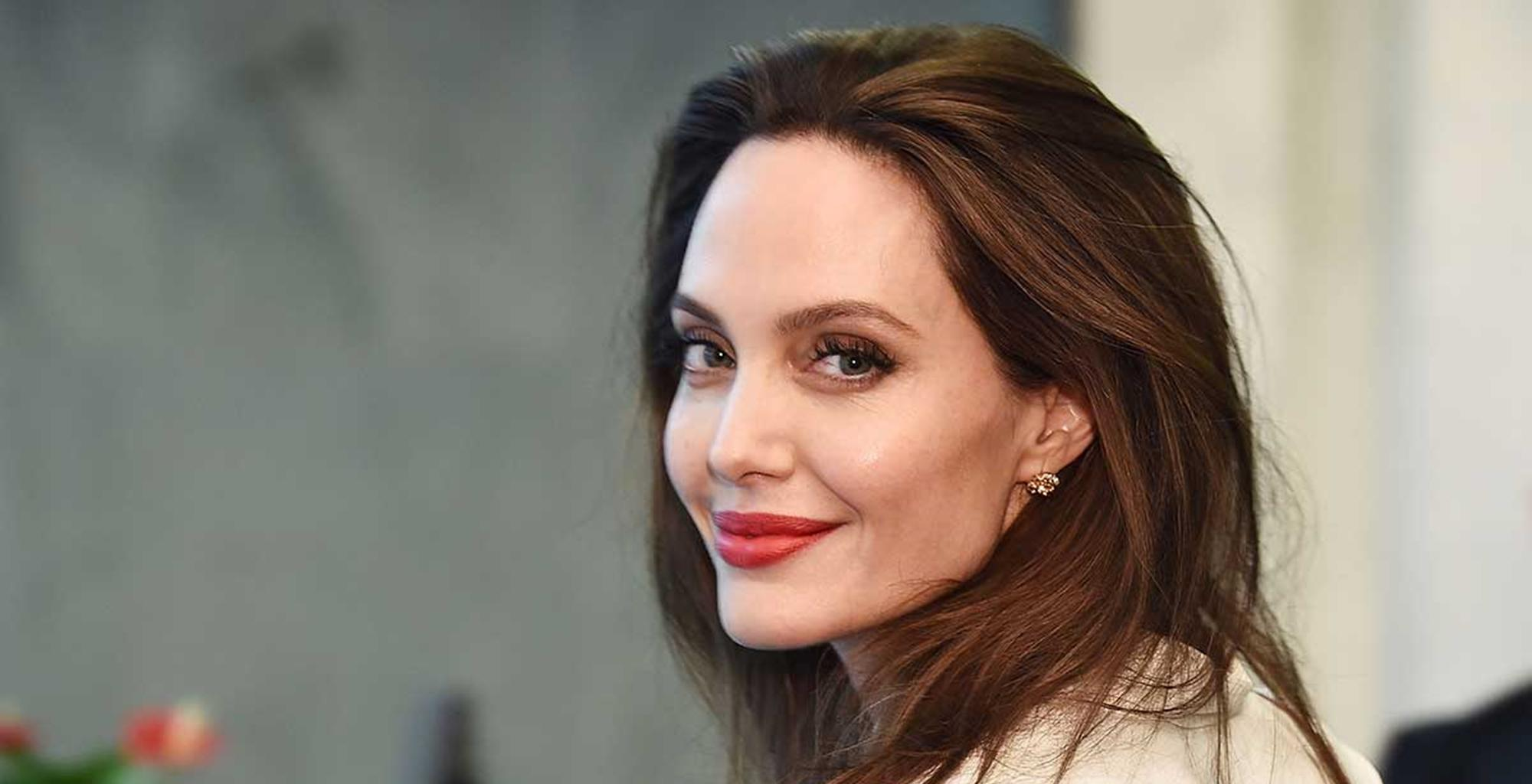 Angelina Jolie Gets Emotional In New Video Dropping SonMaddox Off To College And This Is How Brad Pitt Feels About The Big Move To South Korea -- Why Did He Miss The Trip?