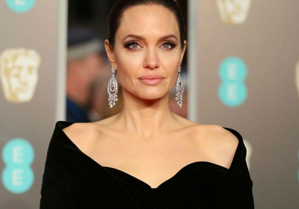 Angelina Jolie Reveals Her Kids Were One Of The Reasons She Took This Surprising Role