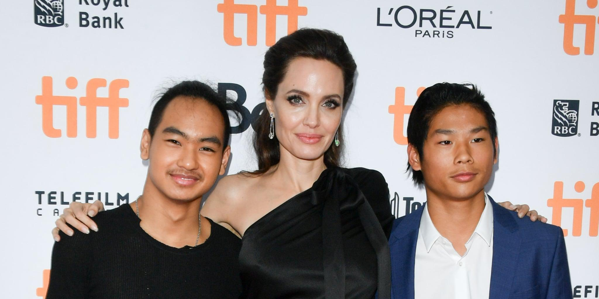 Angelina Jolie Reveals How Her Sons Respect Their Sisters And How Proud She Is Of Them