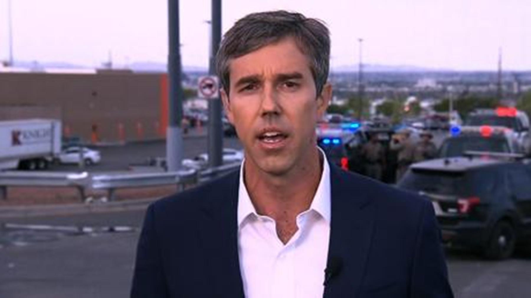 Beto O'Rourke Blasts President Donald Trump For Texas Mass Shooting By Patrick Crusius