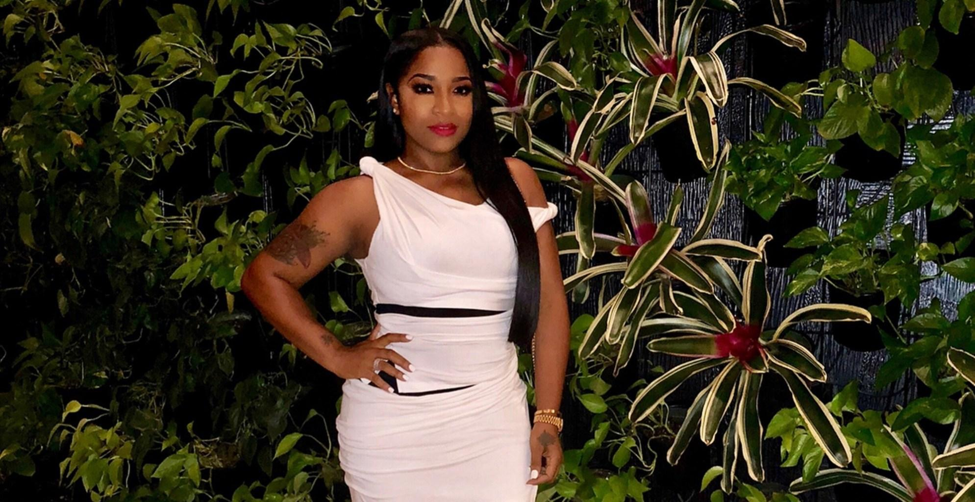 Toya Wright Says Friends Become Her Chosen Family - Find Out Who She's Talking About
