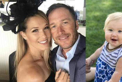 Bode And Morgan Miller Pregnant With Identical Twin Sons A Year After Losing Their Daughter