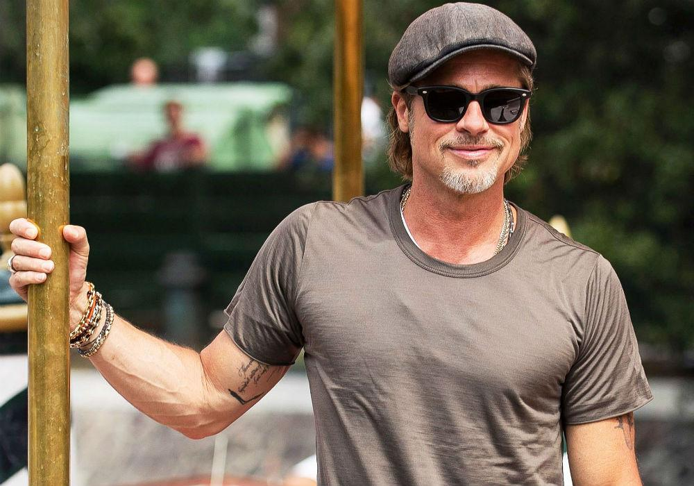 Brad Pitt Shows Off A New Tattoo Amid Reports Angelina Jolie Is Finally Ready To Move On