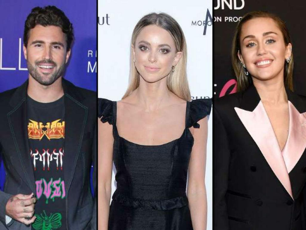 Miley Cyrus Spotted Kissing Brody Jenner's Ex Kaitlynn Carter In Italy Amid Liam Hemsworth Split