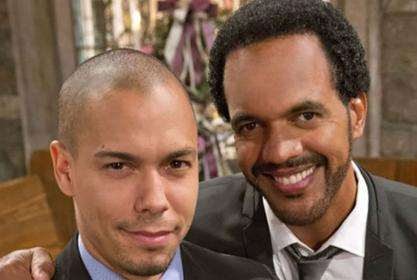 The Young & The Restless Star Bryton James Reveals Lessons Learned From Late Kristoff St. John