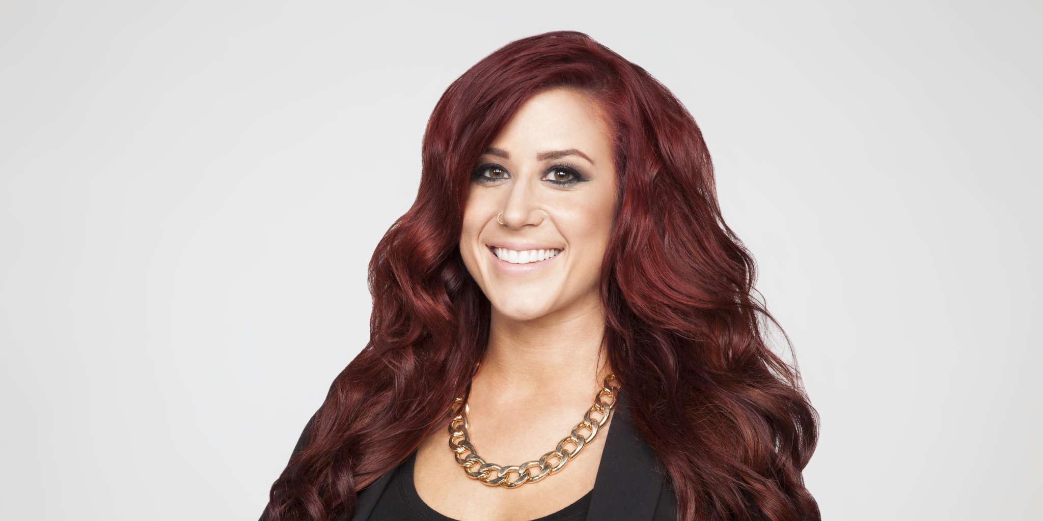 Chelsea Houska Gets Mom-Shamed After Allowing 9-Year-Old Daughter To Wear Lipstick And Hoop Earrings To School