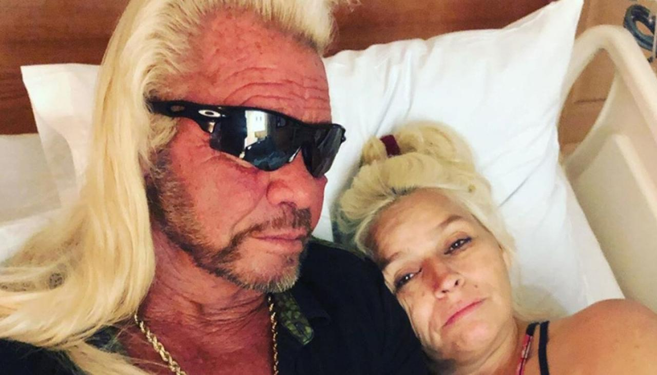 Dog The Bounty Hunter Offers Huge Money Reward To Anyone Who Has Information On Burglar Who Stole His Late Wife Beth's Items