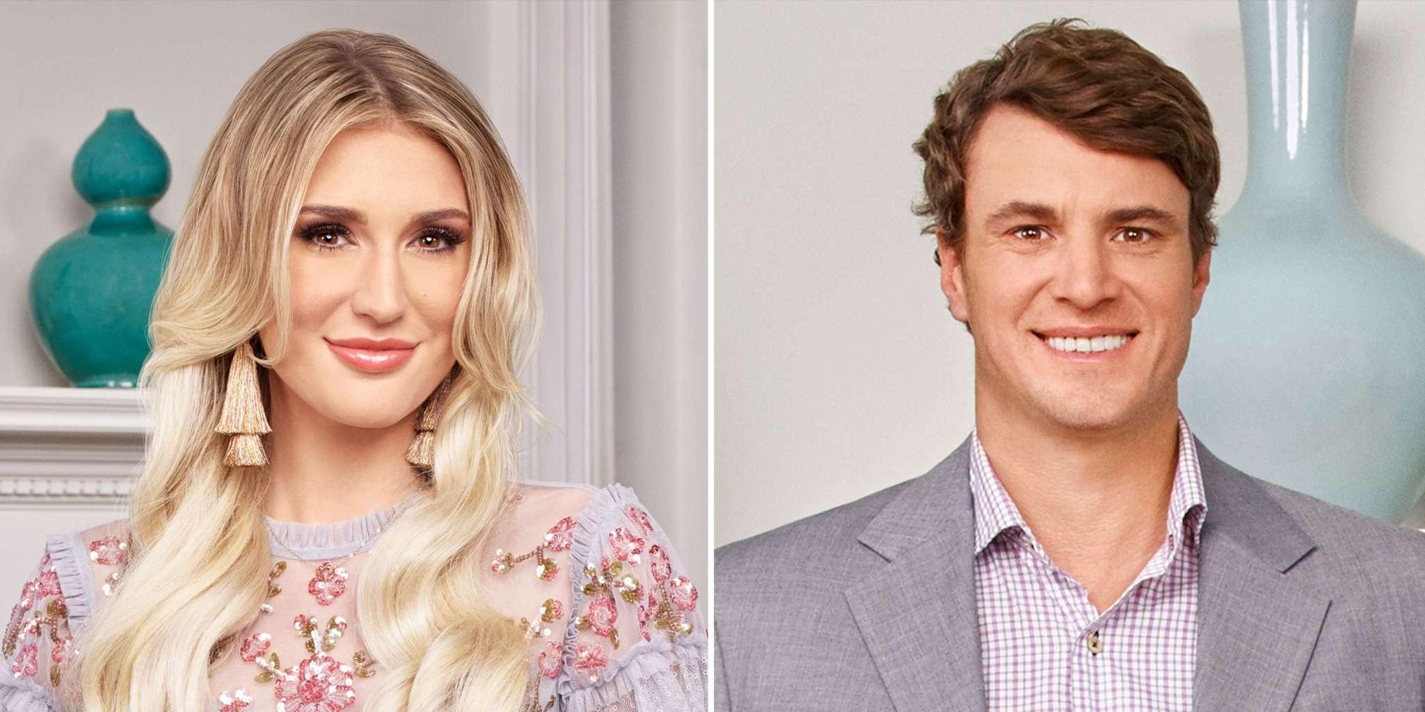 Southern Charm Newcomer Eliza Limehouse Defends Shep Rose -- Says He Doesn't Have A 'Mean Bone In His Body'