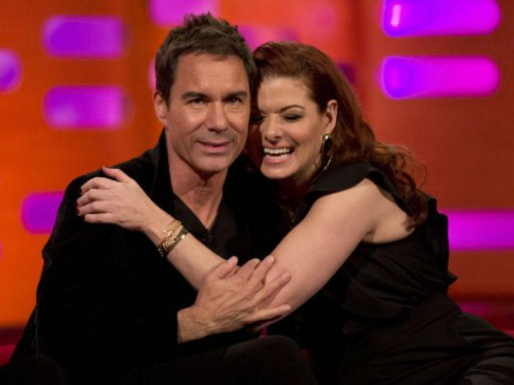 Eric McCormack And Debra Messing Face Backlash Over Response To Hollywood Trump Fundraiser