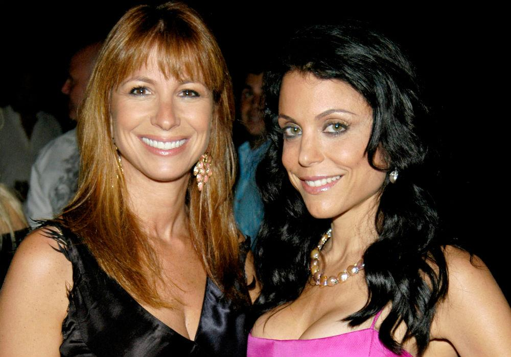 Former RHONY Star Jill Zarin Is Still Trying To Make Her Relationship With Bethenny Frankel A Thing