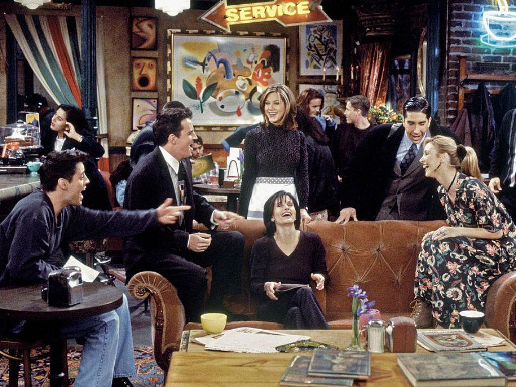 Friends 25th Anniversary To Be Honored With Three-Night Event In Movie Theaters
