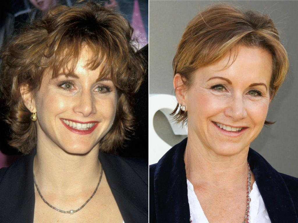 Gabrielle Carteris Dishes Lying About Her Age To Land Beverly Hills 90210 Role Of Andrea Zuckerman
