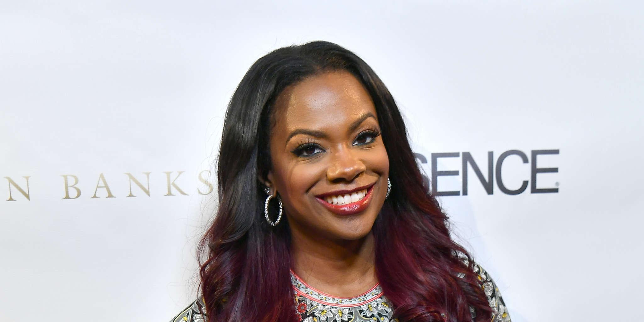 Kandi Burruss Shared A Throwback Photo From RHOA's Season 4, Telling Fans She Wants To Change Her Hair Color