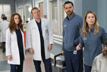 Grey's Anatomy Season 16: This Star Was Just Spotted On Set Confirming Their Return