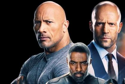 Hobbs And Shaw Soars To A +$100,000,000 Opening In China