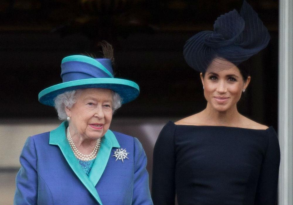 How Queen Elizabeth Helped Prep Meghan Markle For Life As A Royal