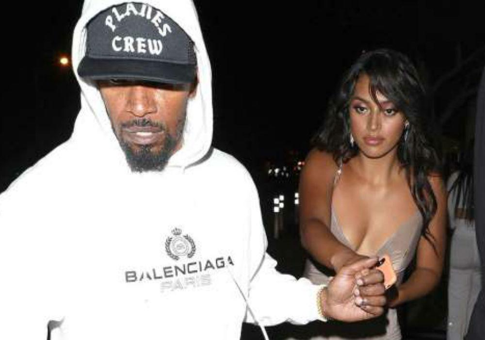 Is Jamie Foxx Already Living With His New GF After His Shocking Split From Katie Holmes
