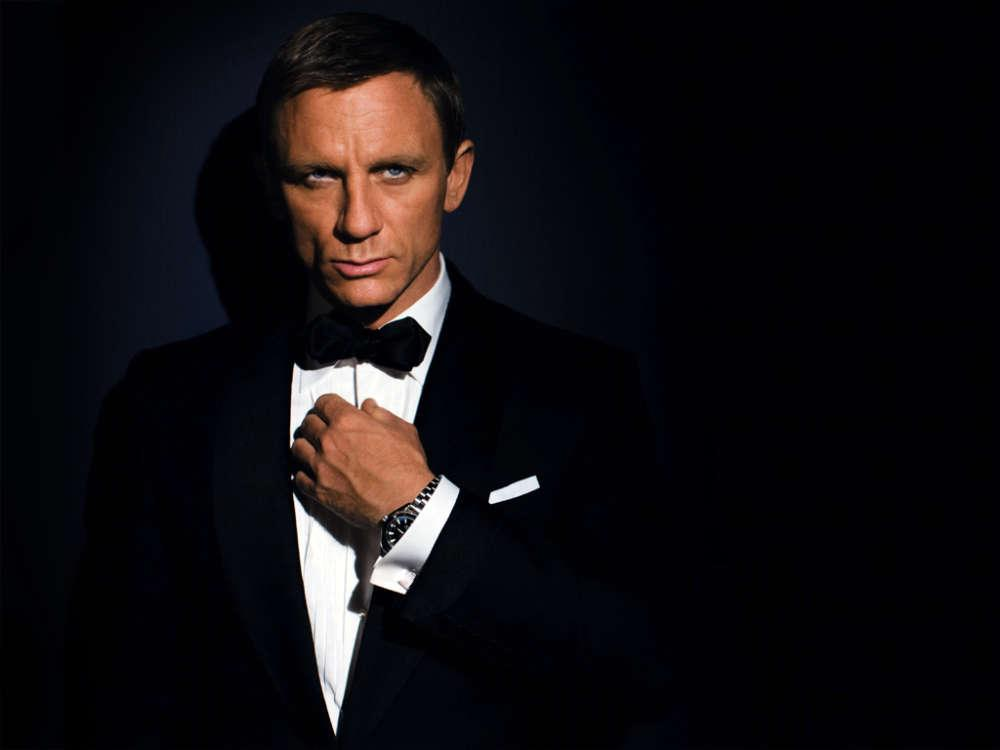 Title For New James Bond Movie Finally Revealed  - No Time To Die