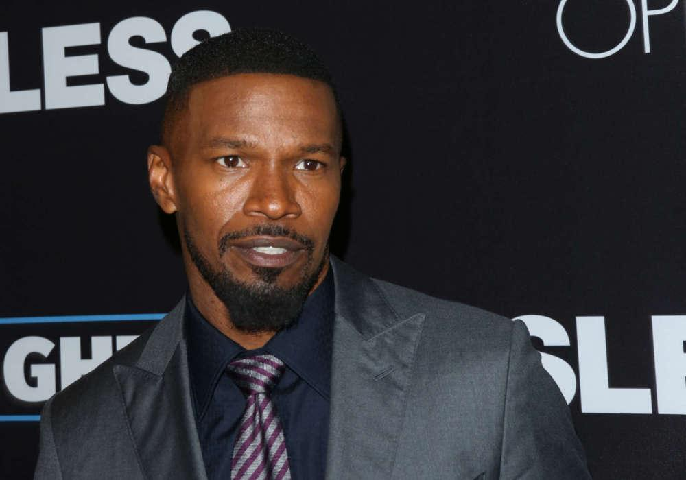 Jamie Foxx Addresses Rumors That He's Hooking Up With A 21-Year-Old Singer