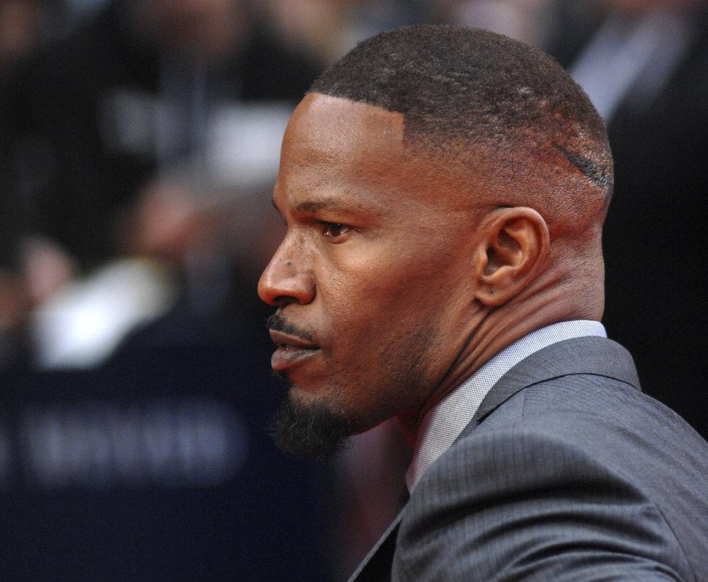 Jamie Foxx Reportedly Telling All Of His Friends That Sela Vave Is The New Beyonce