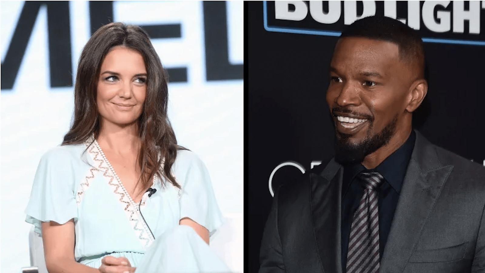 Jamie Foxx And Katie Holmes Are Reportedly No Longer An Item