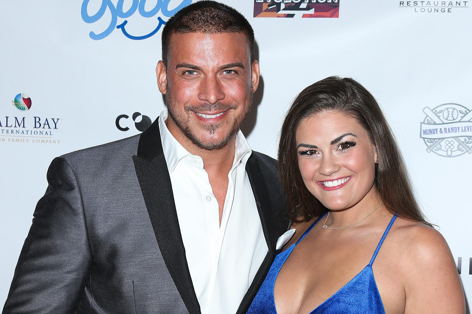 Brittany Cartwright Speaks After Jax Taylor Is Spotted Without His Wedding Ring -- Vanderpump Rules Star Claims They've Been 'Solid'