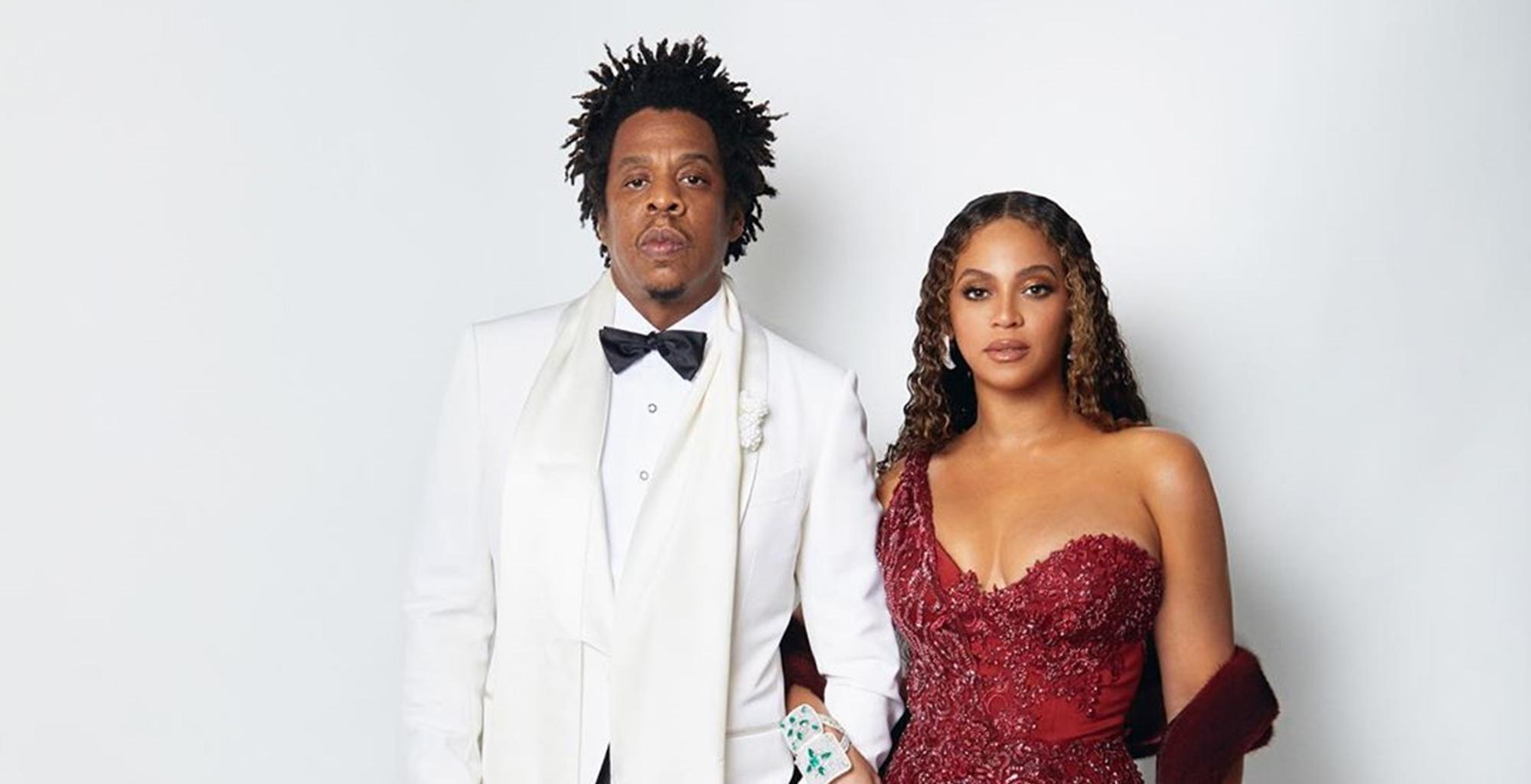 Jay-Z and Beyonce Had An Unexpected 'Guest' At Their Mansion