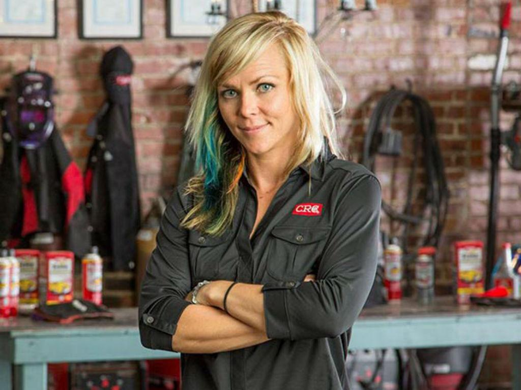 MythBusters Star Jessi Combs Dead Following Horrific Accident Trying To Break Her Own Record
