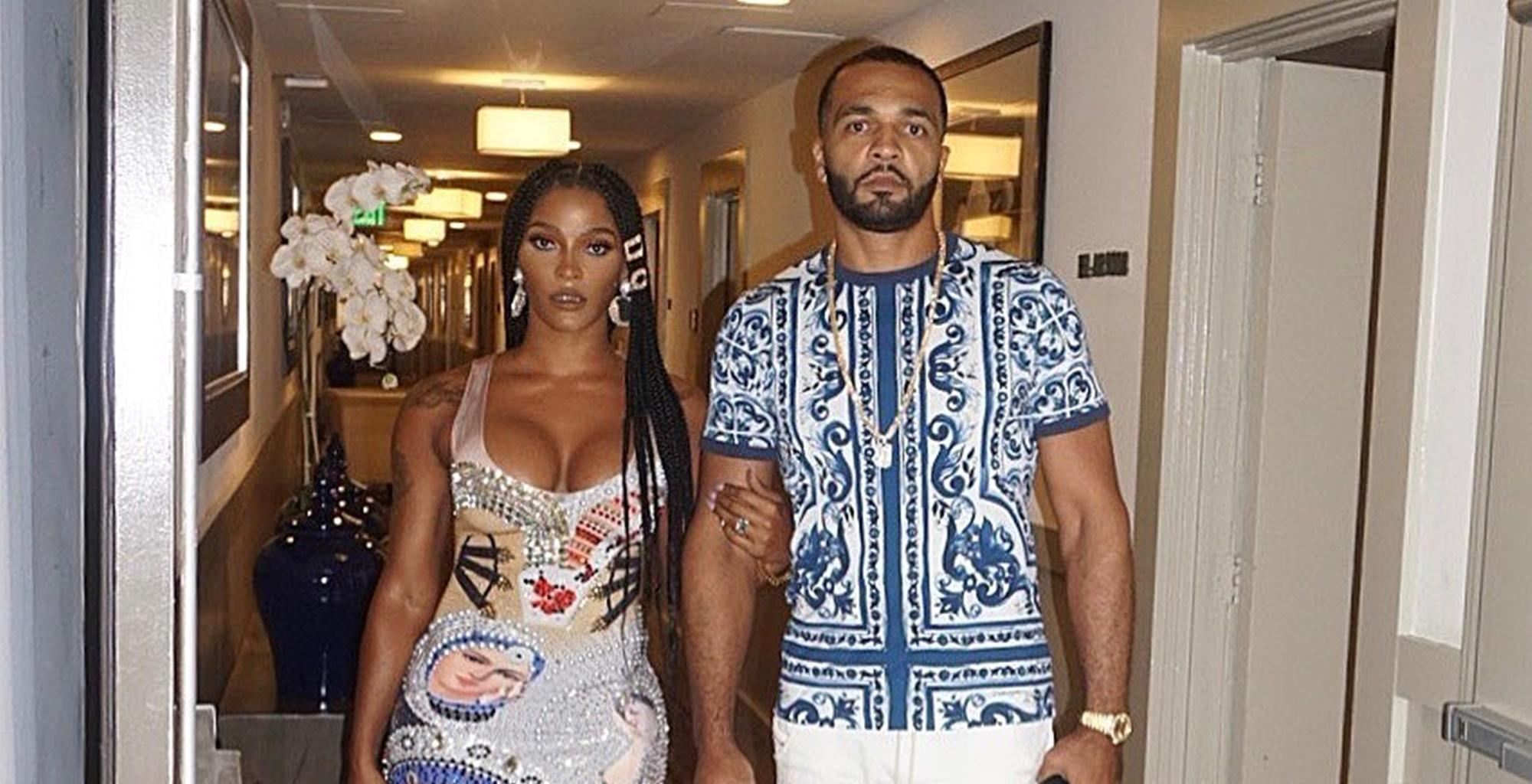 Joseline Hernandez Looks Hurt, Sad, And Is Missing Bonnie Bella In New Video As She Slams Stevie J For Getting Custody Of Their Daughter -- Producer Is Busy Enjoying Life With The Child