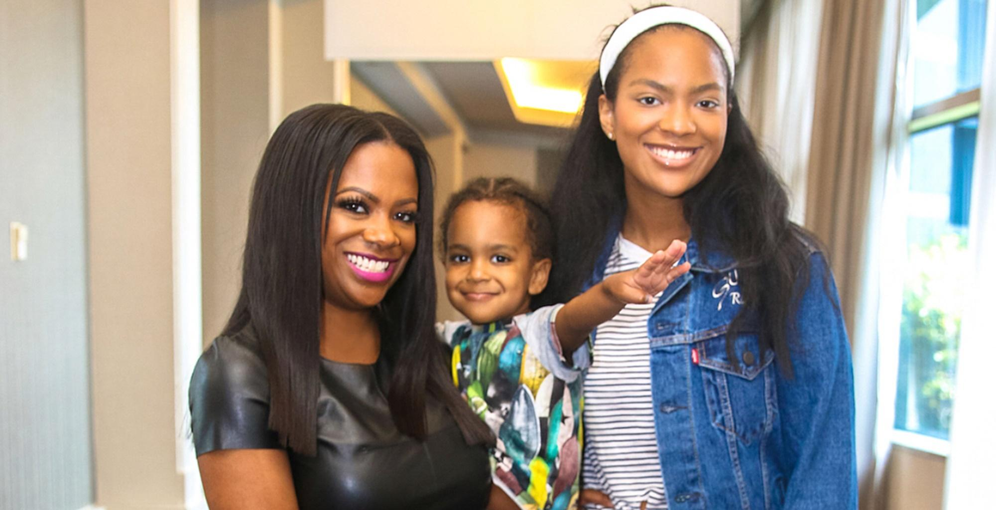 Kandi Burruss' Son, Ace Wells Tucker Has Fans Praising Him After They See This Video