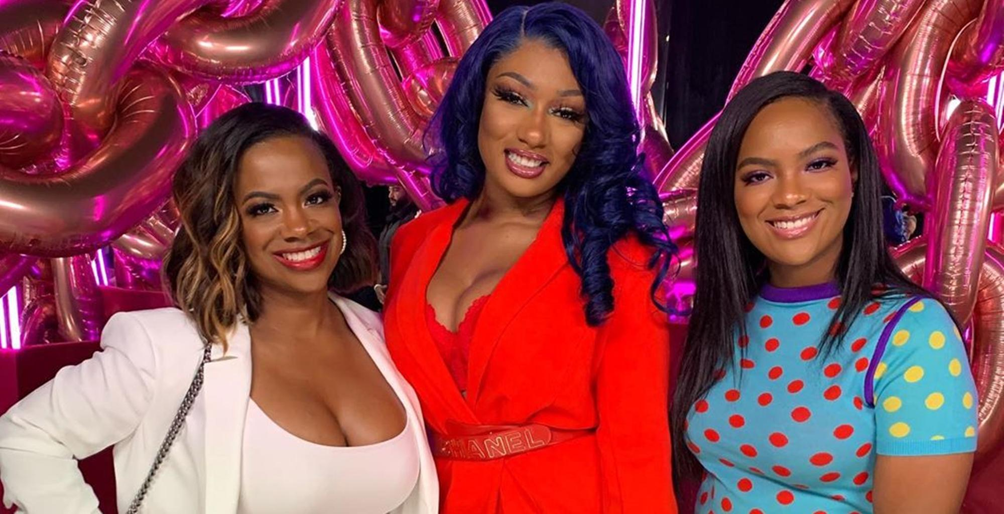 Kandi Burruss' Daughter, Riley, Confirms She Is Following In Her Mom's Footsteps With Her Latest Post And 'Real Housewives Of Atlanta' Fans Are Proud Of Her