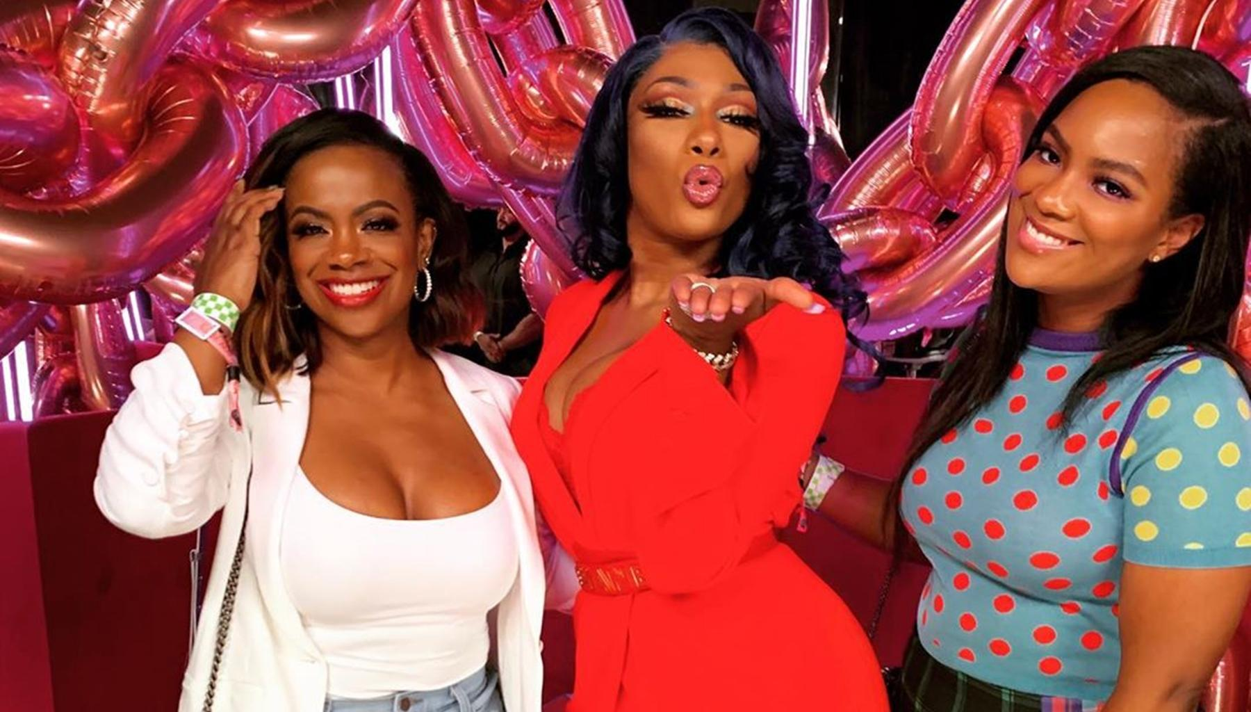 Kandi Burruss Gives The Scoop On Explosive Fights And NeNe Leakes' Transformation On New Season Of 'Real Housewives Of Atlanta'