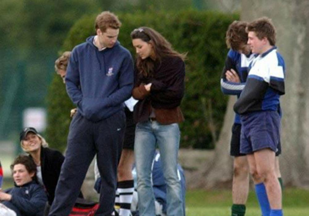Kate Middleton Reportedly Met Prince William Before They Both Went To University