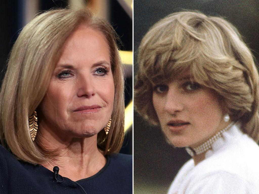 Katie Couric Recalls Princess Diana's Funeral And Her Heartache Over Prince Charles Divorce In Anniversary Essay