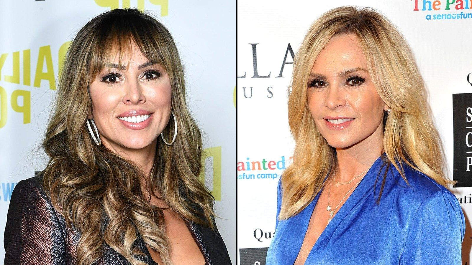 Tamra Judge Tells Kelly Dodd That At Least She Doesn't 'Date Old Men For Money' Like Her After Getting Mocked By The Other